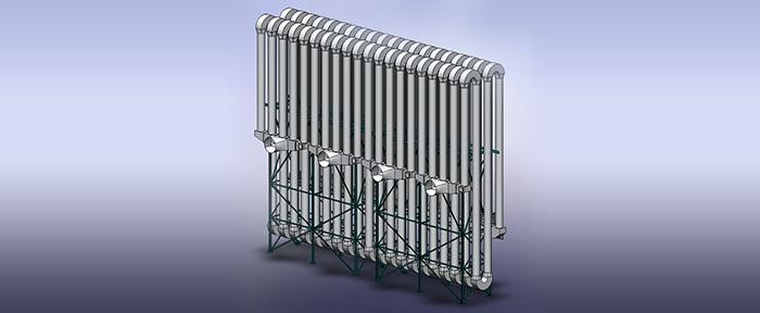 U型管冷却器